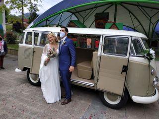 La boda de David Russo  y Ester Casquero 2