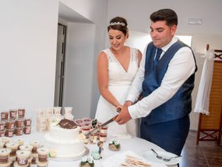 La boda de Gema y Joaquin