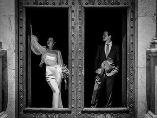 La boda de Marisa y Roger