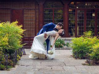 La boda de María y Esteban