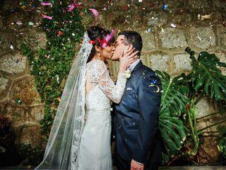 La boda de Estefanía y Javi
