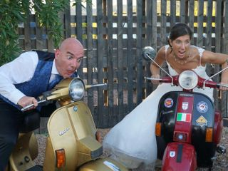 La boda de Estel y Quim