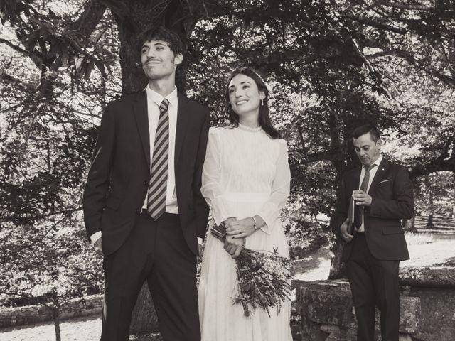 La boda de Tuco y Blanca en Ourense, Orense 12