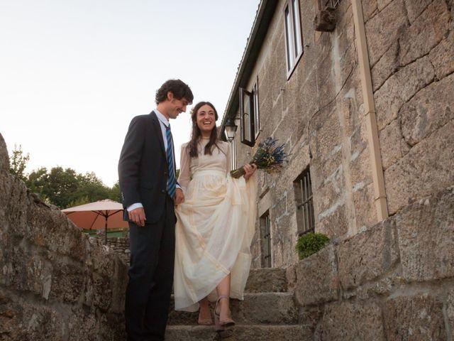 La boda de Tuco y Blanca en Ourense, Orense 20