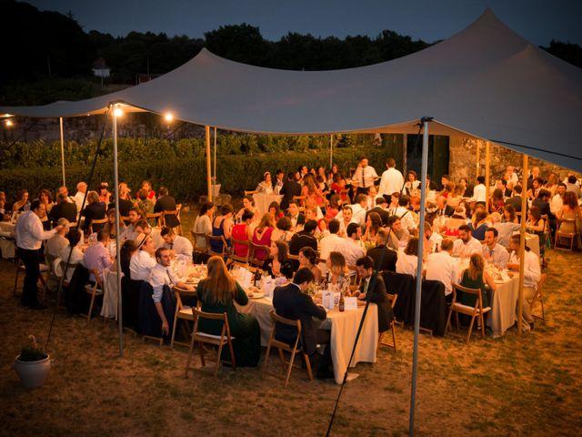 La boda de Tuco y Blanca en Ourense, Orense 23