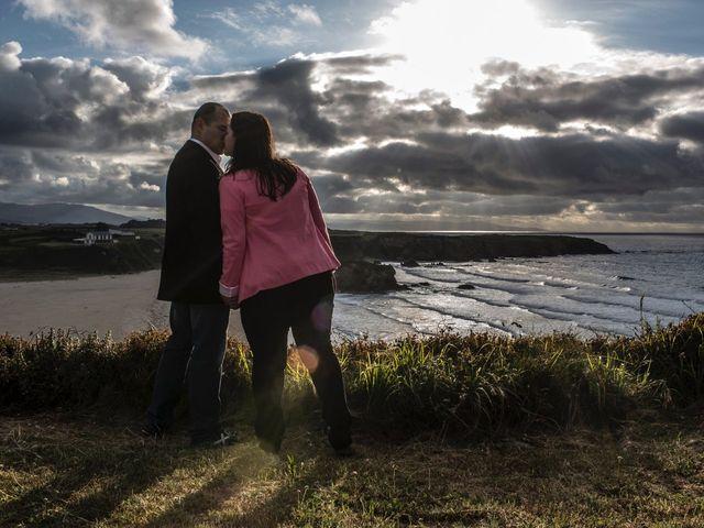 La boda de Nestor y Noelia en Castropol, Asturias 2
