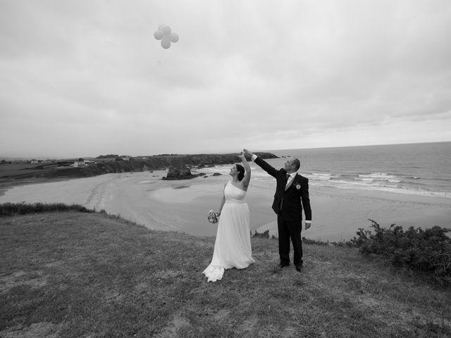 La boda de Nestor y Noelia en Castropol, Asturias 11