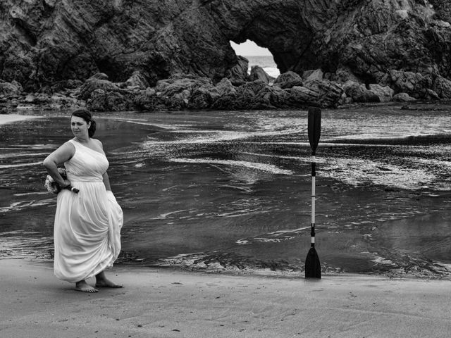 La boda de Nestor y Noelia en Castropol, Asturias 15