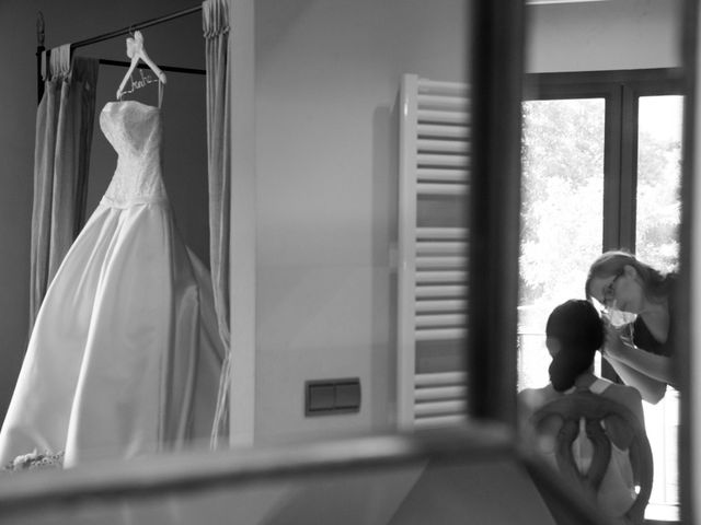La boda de Fernando y Arancha en Segovia, Segovia 1