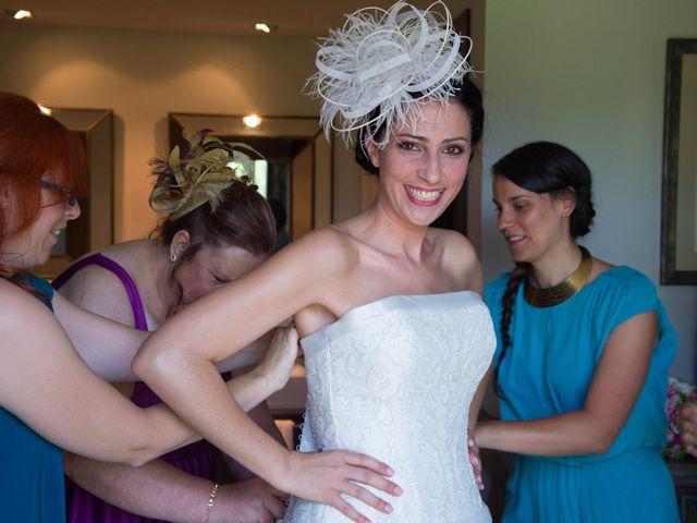La boda de Fernando y Arancha en Segovia, Segovia 9