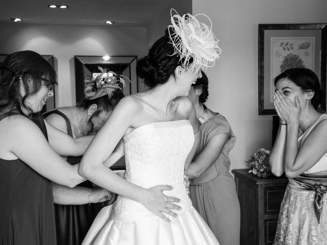 La boda de Fernando y Arancha en Segovia, Segovia 10