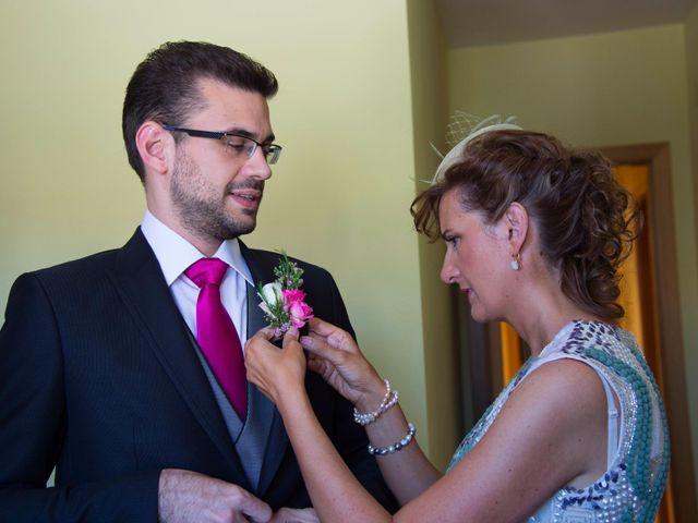 La boda de Fernando y Arancha en Segovia, Segovia 16