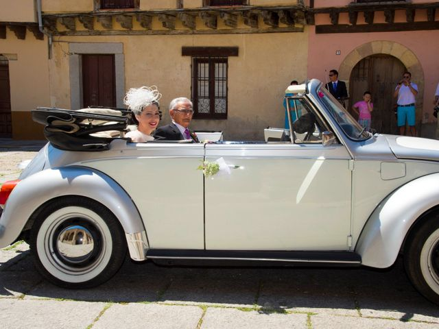 La boda de Fernando y Arancha en Segovia, Segovia 19