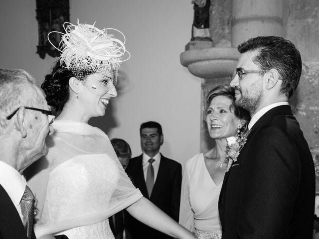 La boda de Fernando y Arancha en Segovia, Segovia 20