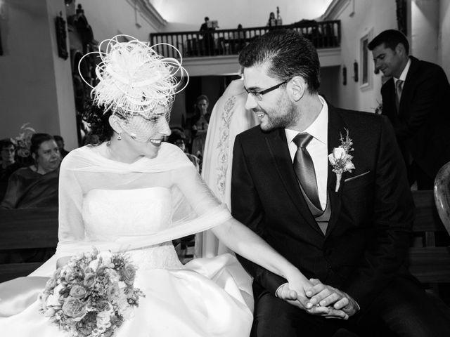 La boda de Fernando y Arancha en Segovia, Segovia 21
