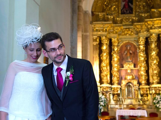 La boda de Fernando y Arancha en Segovia, Segovia 23