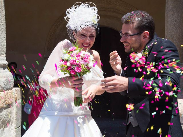 La boda de Fernando y Arancha en Segovia, Segovia 25