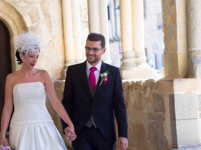 La boda de Fernando y Arancha en Segovia, Segovia 27