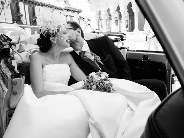 La boda de Fernando y Arancha en Segovia, Segovia 28