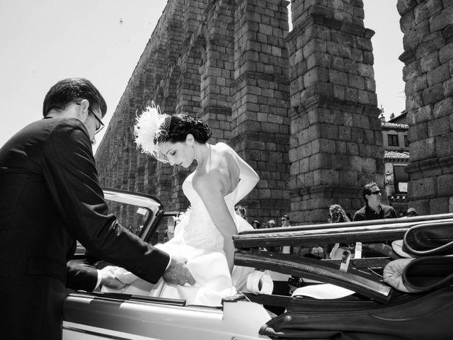 La boda de Fernando y Arancha en Segovia, Segovia 29