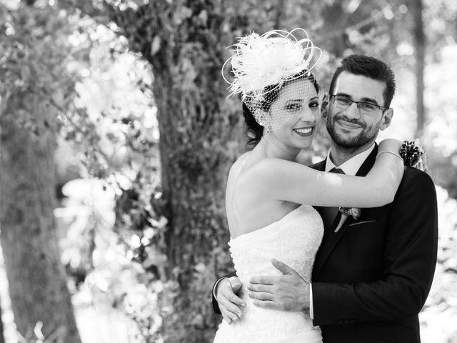 La boda de Fernando y Arancha en Segovia, Segovia 33