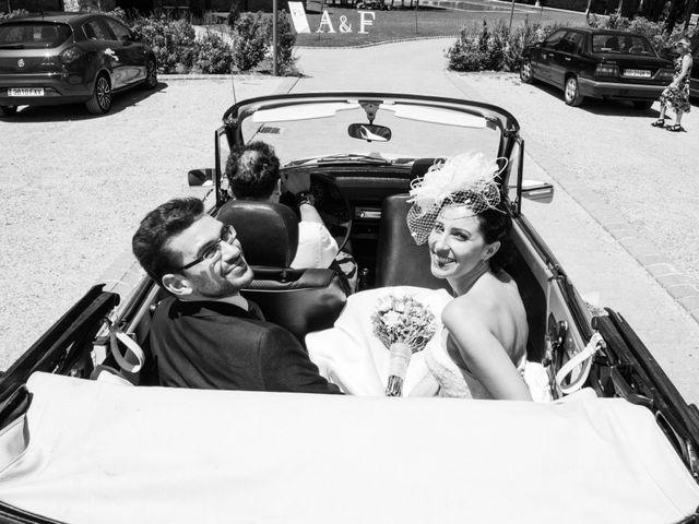 La boda de Fernando y Arancha en Segovia, Segovia 34