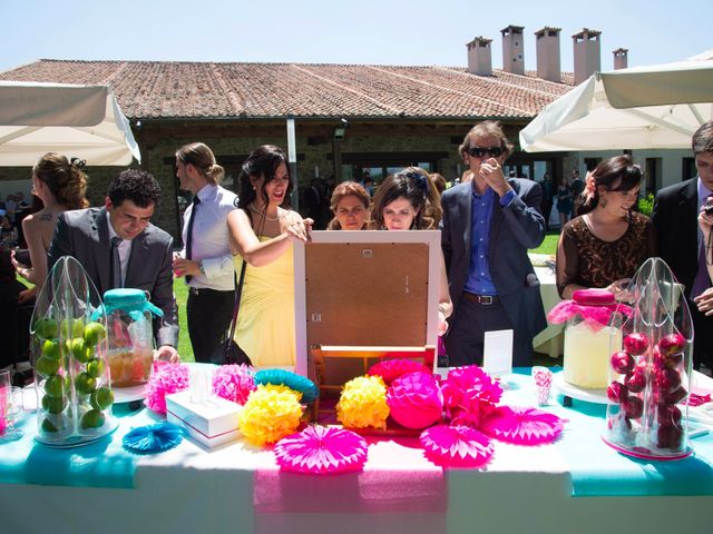 La boda de Fernando y Arancha en Segovia, Segovia 37