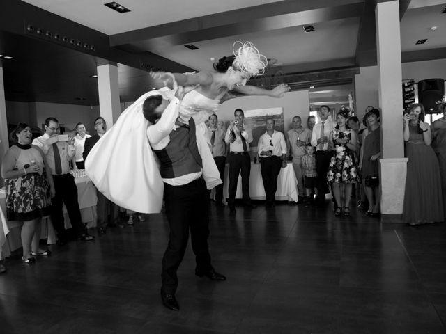 La boda de Fernando y Arancha en Segovia, Segovia 49