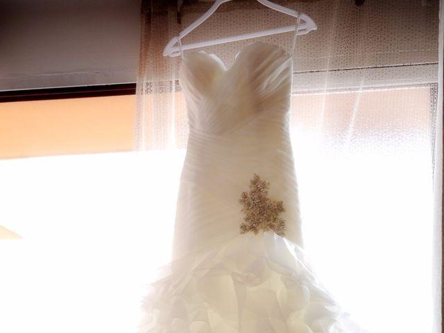 La boda de Jose y Anca en Pueblo Sant Climent De Peralta, Girona 6