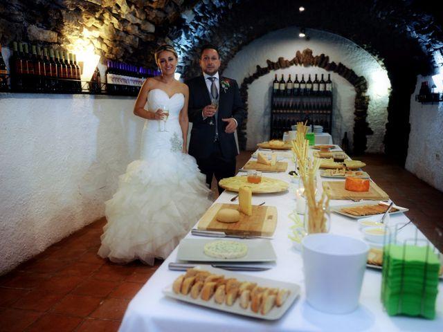 La boda de Jose y Anca en Pueblo Sant Climent De Peralta, Girona 26
