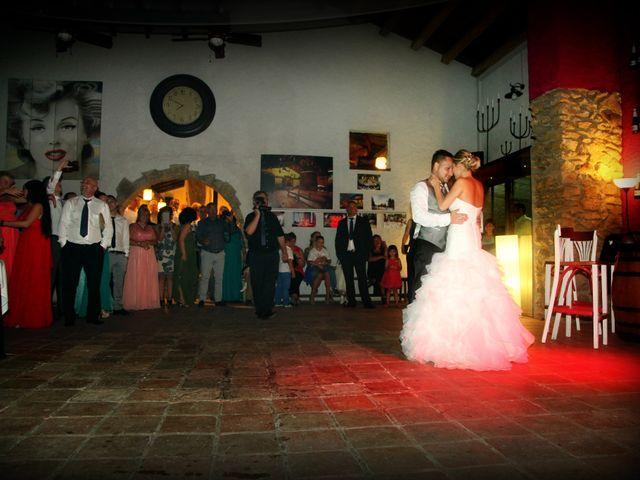 La boda de Jose y Anca en Pueblo Sant Climent De Peralta, Girona 41