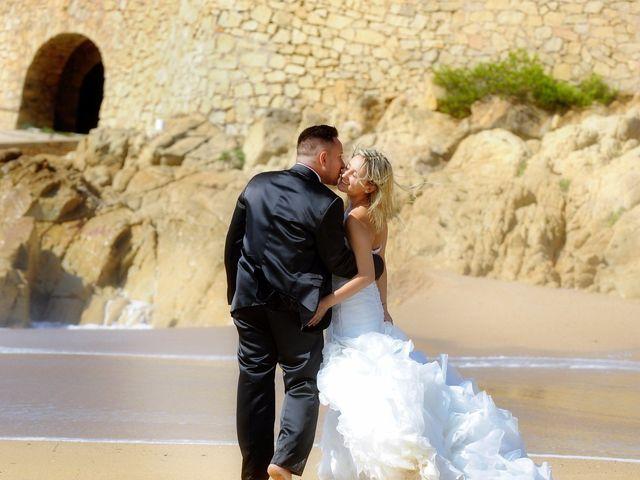 La boda de Anca y Jose
