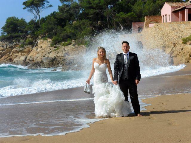 La boda de Jose y Anca en Pueblo Sant Climent De Peralta, Girona 46