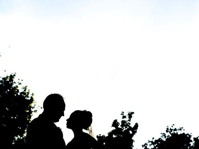 La boda de Sandra y David en El Olivar, Madrid 4