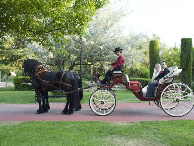La boda de Sandra y David en El Olivar, Madrid 5