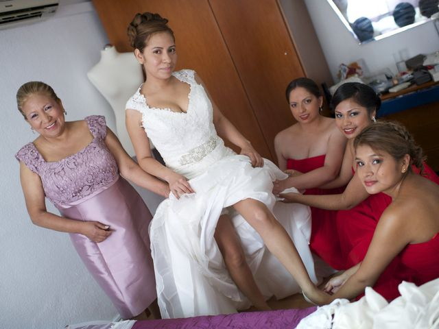 La boda de Sandra y David en El Olivar, Madrid 9