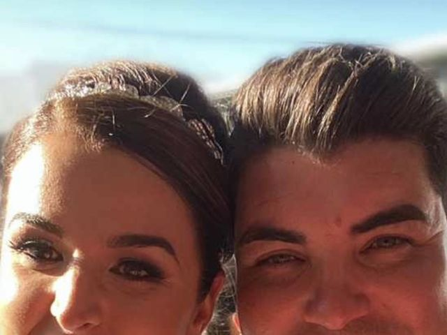 La boda de Joaquin y Gema en La Linea De La Concepcion, Cádiz 3