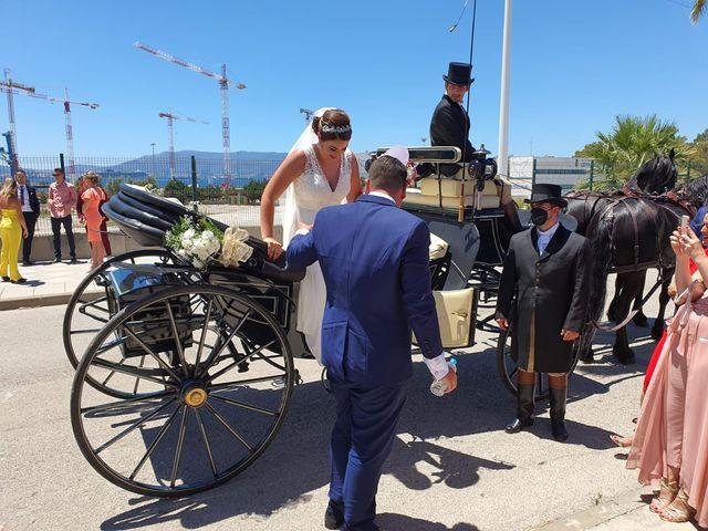 La boda de Joaquin y Gema en La Linea De La Concepcion, Cádiz 6