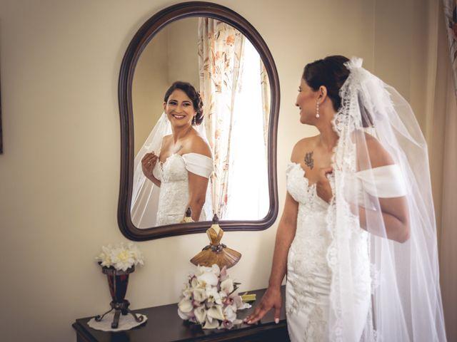 La boda de Pablo y Maria Del Mar en Adra, Almería 17