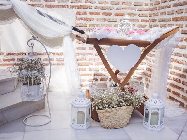 La boda de Pablo y Maria Del Mar en Adra, Almería 21