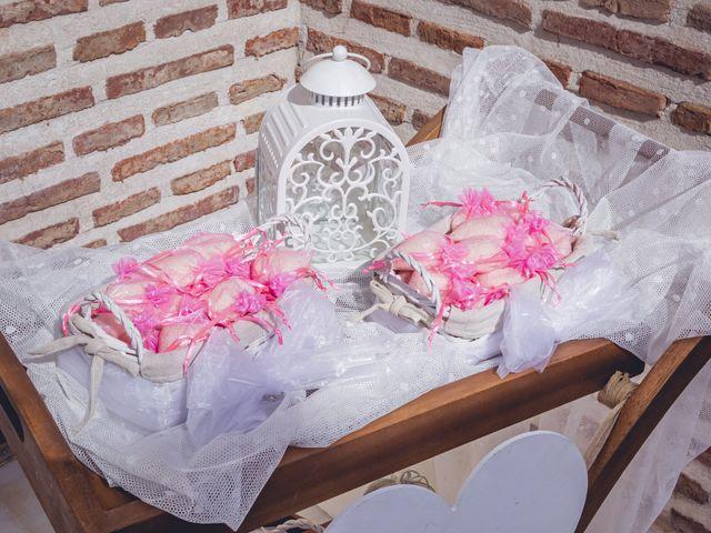 La boda de Pablo y Maria Del Mar en Adra, Almería 22