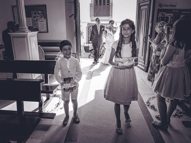 La boda de Pablo y Maria Del Mar en Adra, Almería 25