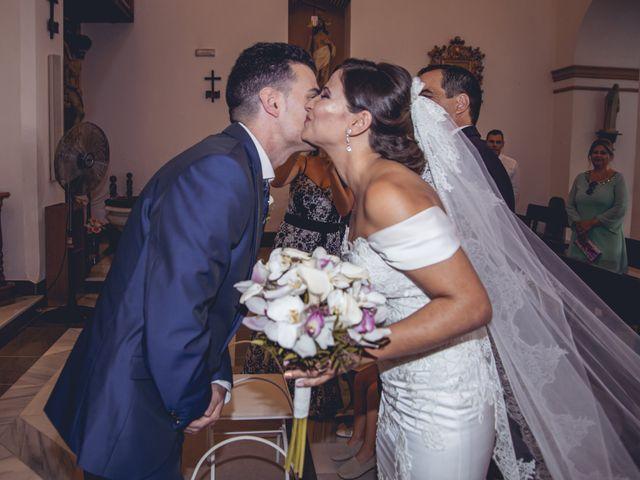 La boda de Pablo y Maria Del Mar en Adra, Almería 26