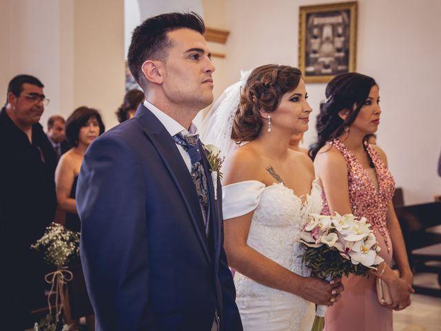 La boda de Pablo y Maria Del Mar en Adra, Almería 28