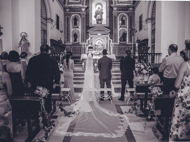 La boda de Pablo y Maria Del Mar en Adra, Almería 29