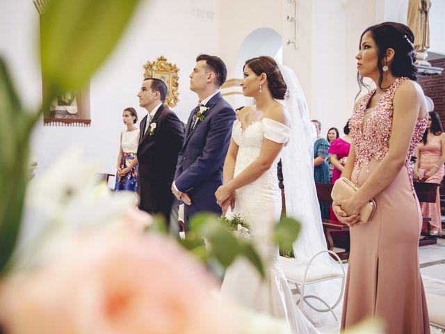 La boda de Pablo y Maria Del Mar en Adra, Almería 30
