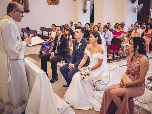 La boda de Pablo y Maria Del Mar en Adra, Almería 31