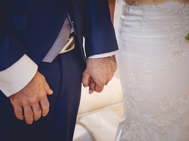 La boda de Pablo y Maria Del Mar en Adra, Almería 33