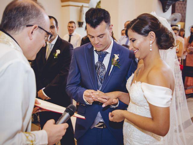 La boda de Pablo y Maria Del Mar en Adra, Almería 34