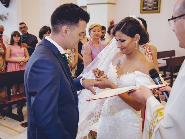 La boda de Pablo y Maria Del Mar en Adra, Almería 35